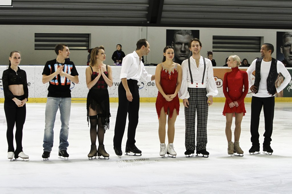 Teilnehmer EM 2013