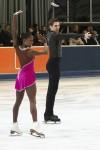 Vanessa JAMES & Morgan CIPRES FRA 2. KP