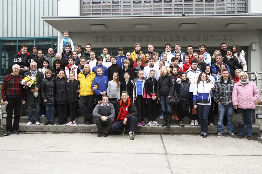 Teilnehmer Trainer Dozenten 2013 Berlin