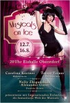 Plakat Musicals on Ice Oberstdorf