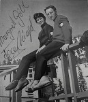 Margret Göbel und Franz Ningel