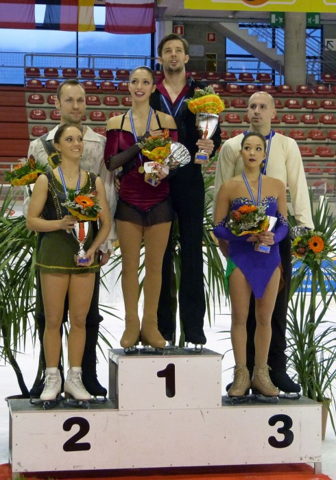 Sieger Paare Meran 2013