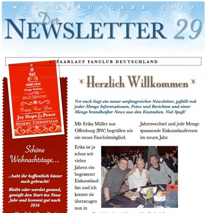NL 29 Titelblatt