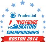 Logo US Figure Skating Boston 2014