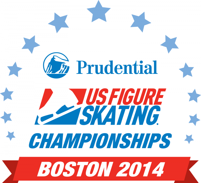 Logo US Figure Skating Boston 2014