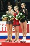 IMG_3498  2 Adelina SOTNIKOVA (RUS) , 1 Julia LIPNITSKAIA (RUS) , 3 Carolina KOSTNER (ITA)