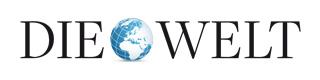 """Logo """"Die Welt"""""""