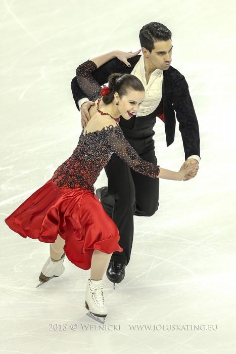 Anna CAPPELLINI , Luca LANOTTE  (ITA)